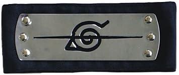 Rogue Konoha Ninja de banda para la cabeza , Blue: Amazon.es ...