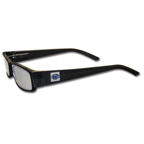 Siskiyou NCAA Penn State Nittany Lions Reading +2.25 Glasses, - State Lions Nittany Penn Glass