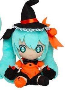 Japan lottery Hatsune Miku Stuffed Halloween ver. -