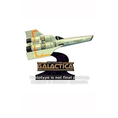 Battlestar Galactica Viper Monitor Mate Bobble Head (Galactica Battlestar Toys)