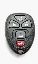 Keyless Entry Remote Fob Clicker for 2004 Chevrolet Malibu - (Must be programmed by Chevrolet dealer)