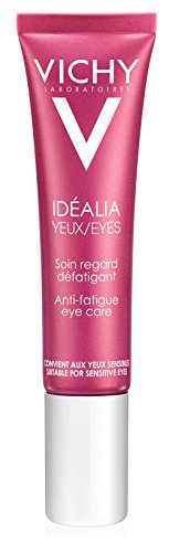 Vichy Idéalia Eye Cream with Caffeine, 0.5 Fl Oz