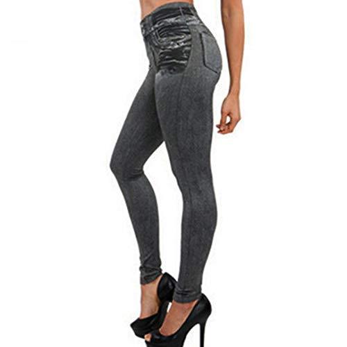 jeans leggings Leggins Size fit Leggings tasca Leggings sottili pantalone stretch Grigio leggings Pantaloni donna Plus Pantaloni Pantaloni Fitness Trada Leggeri slim pantaloni Traspirante t4Uwz4qT