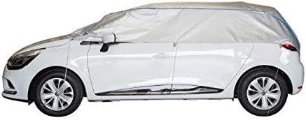 Kley /& Partner Halbgarage Auto Plane Haube UV best/ändig atmungsaktiv kompatibel mit Citro/ën C1 ab 2014 Autoabdeckung wasserfest