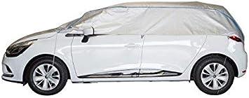 Autoh/ülle Autogarage Vollgarage Hagelschutz Staubdicht Wasserdicht Autoh/ülle Autoplane Sonnenschutz Anpassbar Car Covers Autoplane Autoabdeckung kompatibel mit Renault Clio