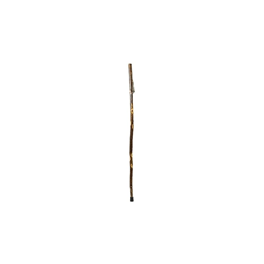 Brazos Free Form Hawthorn Wood Walking Stick Hiking Trekking Pole
