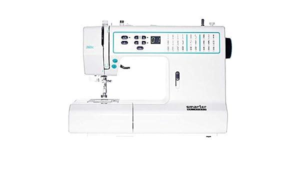 Pfaff Smarter 260c - Maquina de coser: Amazon.es: Hogar