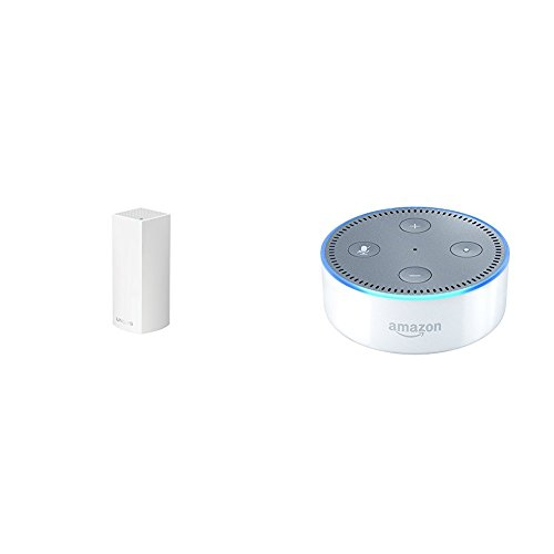 Linksys Velop Tri-band AC2200 Whole Home WiFi Mesh Node, 1-P