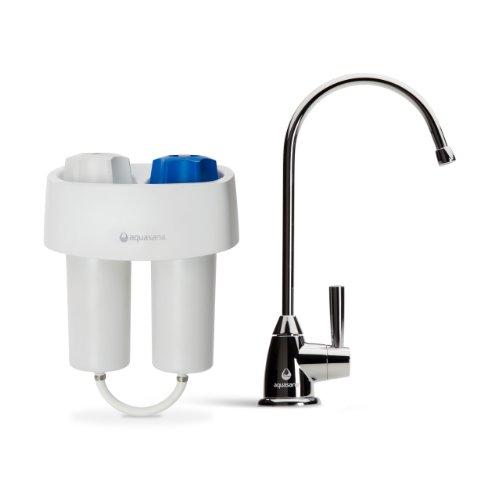 Aquasana AQ-4601.56 Premium Under Counter Water Filter System by Aquasana
