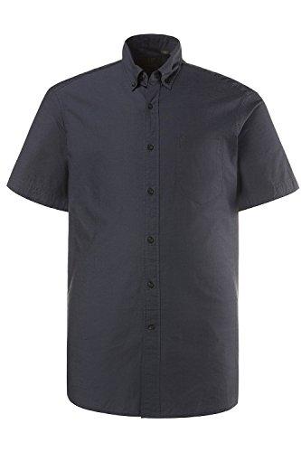 JP 1880 Homme Grandes tailles Chemise à manches courtes noir 4XL 708244 10-4XL