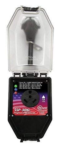 - PROGRESSIVE INDUSTRIES SSP-30XL Surge Protector with Cover (30 Amp)