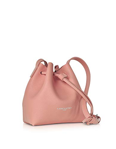 Paris Pink 42223rose Shoulder Women's Bag Leather Lancaster xf7Onwg6xq