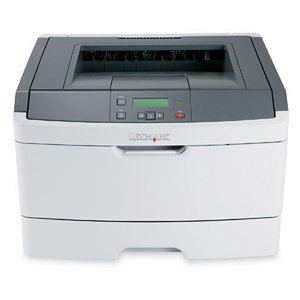 LEXMARK e360dn monochrome laser printer 40ppm 1200dpi 32mb duplex 250-sheet tray usb 2.0 ethernet parallel