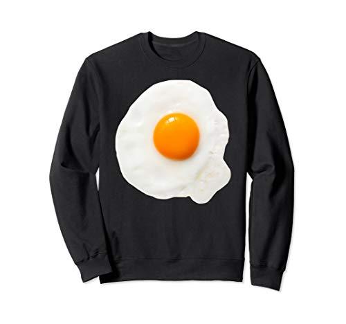 (Fried Egg Costume Halloween Breakfast Food Gift)