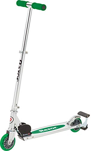 Razor Spark Kick Scooter - Green