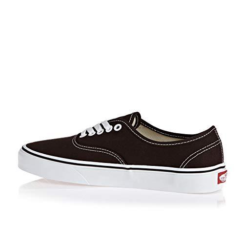 Chocolate VGYQETR Sneakers Erwachsene Authentic Klassische Unisex Torte Lo Pro true White Vans At8wqgA