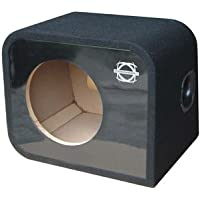 Bassworx Reference Series RP12RG Single 12 Inch Ported Subwoofer Enclosure