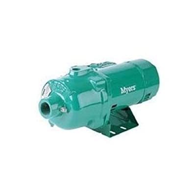 Myers HJ100S Shallow Well Jet Pump 1 HP
