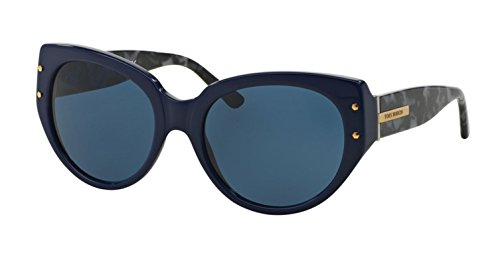 Sunglasses Tory Burch TY 7083 148680 NAVY/NAVY - Burch Sale Tory Sunglasses
