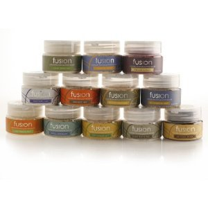 Saltworks Fusion Salt Chef Library - 12 Assorted Salts by Fusion