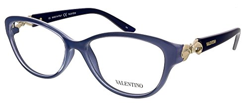 Eyeglasses VALENTINO V 2672 424 BLUE (Valentino Optical Frames)