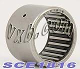SCE1816 Needle Bearing 1 1/8 x 1 3/8 x 1 inch BA1816ZOH Needle