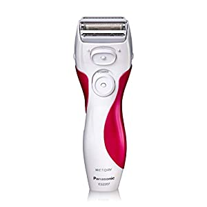 Panasonic Electric Shaver for Women, Cordless 3 Blade Razor, Pop-Up Trimmer, Close Curves, Wet Dry Operation…