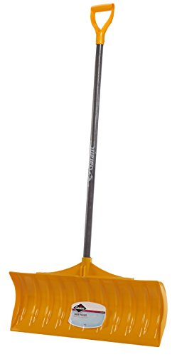 Garant APP30KD Alpine 30-Inch Poly Blade Snow Pusher - Yellow
