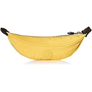 Kipling – BANANA – Small Pen Case – Banana Yellow – (Yellow)