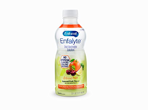 Enfamil Enfalyte Mixed Fruit Oral Electrolyte Hydration S...