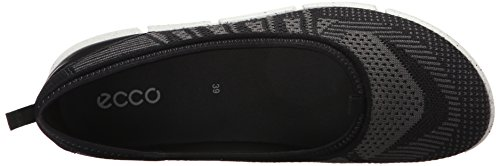 ECCO BLACK59788 Merceditas Karma BLACK BLACK Intrinsic DARK Negro Mujer SHADOW SzrnSwEqx