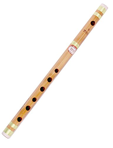 Blue Panther Bamboo Flute   35 cm   B Tune