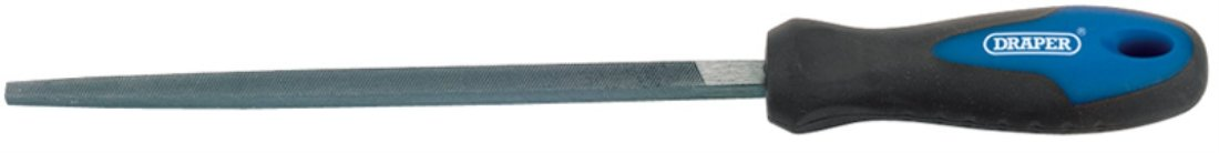 Draper 44958 200 mm Half-Round Cabinet File