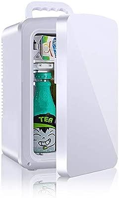 Yuany Mini refrigerador para automóvil / 10L / Ahorro de energía ...