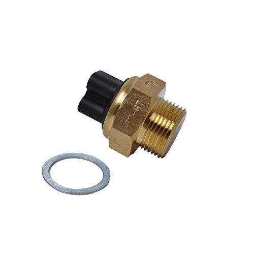 Homyl Metallic Copper Temperature Sensor Switch for Lada Niva 2121 Samara OE 2103-3808800