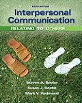 Interpersonal Communication, Beebe and Beebe, Steven A., 0205786308