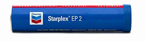 Chevron 277111652 Starplex Grease Ep2 (Pack of 10) by Chevron