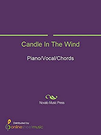 Candle In The Wind Kindle Edition By Elton John Arts