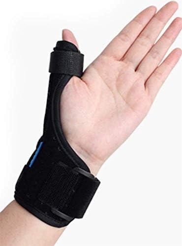関節炎親指スプリント装具、手根管手首装具、親指イモビライザー、壊れた指/腱炎/急性捻/のためのトリガー指スプリント (標準)