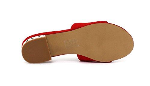 Rouge Costa Steve Red Slipper Steve Slipper Red Costa Madden Madden qO1SHw