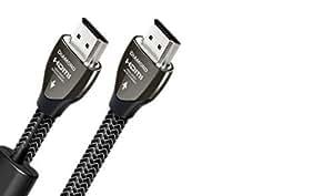 AudioQuest Diamond 1m (3.2 feet) Braided HDMI Cable
