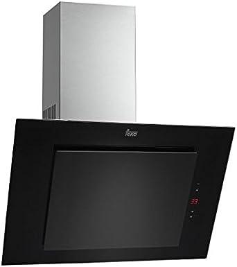 Campana de cocina Teka DVT70 Cristal Black Negra: Amazon.es: Grandes electrodomésticos