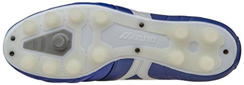 Mizuno P1GA160522 UOMO SCARPE 11 SHOES US white 10 MAN MRL CLASSIC MD blue 44 UK 5 FOOTBALL CALCIO 29cm SwSPqr