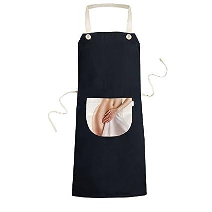 Amusing piece sexy nude apron babe can