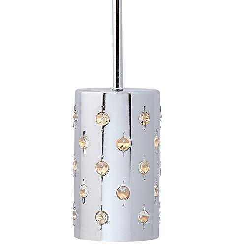Beaded Glass Pendant Light