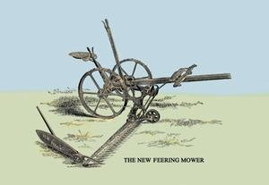 New Feering Mower