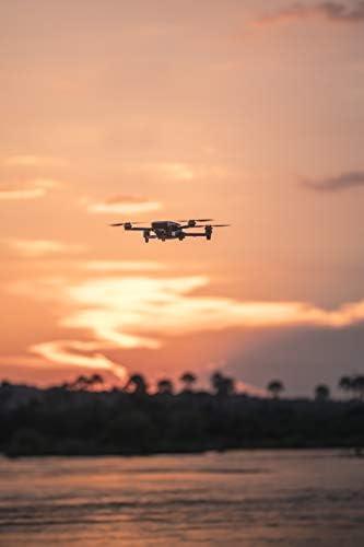 Yuneec Mantis G Drone Pliable avec Caméra 1080P HD et 4K avec Nacelle Stabilisée