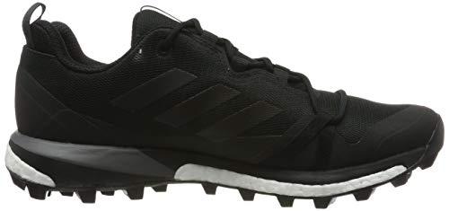 adidas Mens Terrex Skychaser LT Walking Shoe, Core Black/Core Black/Grey, 40 EU 6