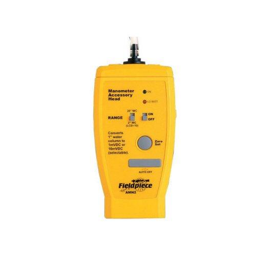 Fieldpiece AMN2 Manometer Accessory Head by Fieldpiece