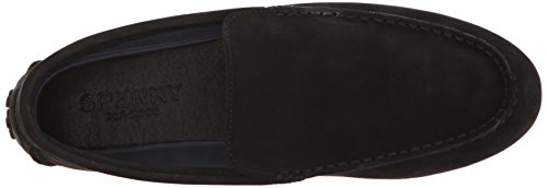 Sperry Top-Sider Men's Hamilton II Venetian Driving Style Loafer Black quality free shipping 8P1zbAvNos